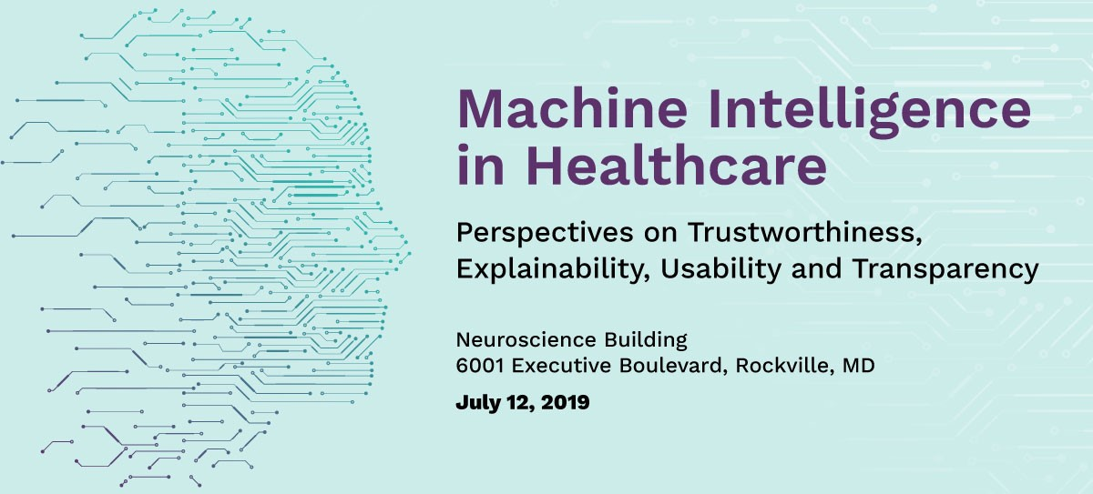 Machine Intelligence in Healthcare: Perspectives on Trustworthiness, Explainability, Usability and Transparency