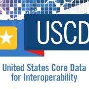 US Core Data for Interoperability standard