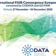 Symposium to advance international and cross-domain convergence around FAIR.