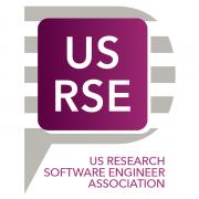 US Research Software Engineer Association logo